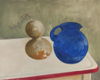 Choosing One Area | Still Life Painting by Sheldon Tapley