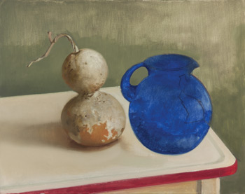 Developing One Area | Still Life Painting by Sheldon Tapley