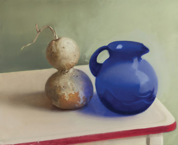 Developing Another Object | Still Life Painting by Sheldon Tapley