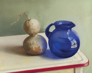 Within the Reflection | Still Life Painting by Sheldon Tapley