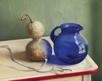 Making It Complex | Still Life Painting by Sheldon Tapley