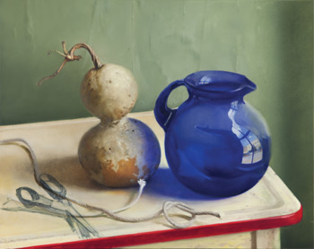 Adding Elements | Still Life Painting by Sheldon Tapley