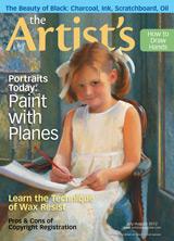 art magazine, artist magazine, artist's magazine