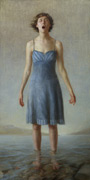 figure painting, portrait painting, oil painting, Zoey Frank art