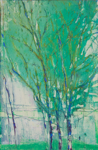 """""""Abstraction"""" by George Shipperley 