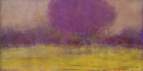 """""""Burst of Purple"""" by George Shipperley 