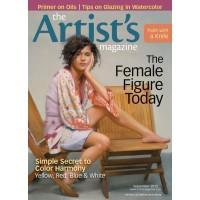 Artist's Magazine, Art Magazine, Fine Art Instruction