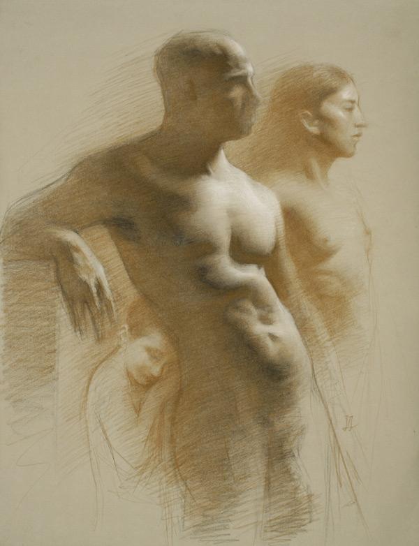 Juliette Aristides, Figure Painting
