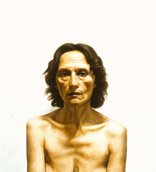 Costa Vavagiakis, Figure Painting 3