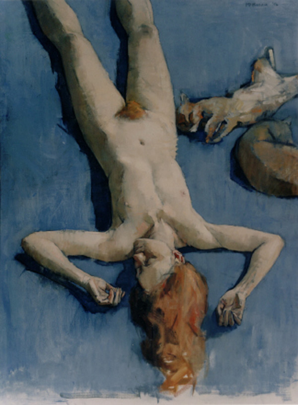 Mary Beth McKenzie, Figure Paintings 2