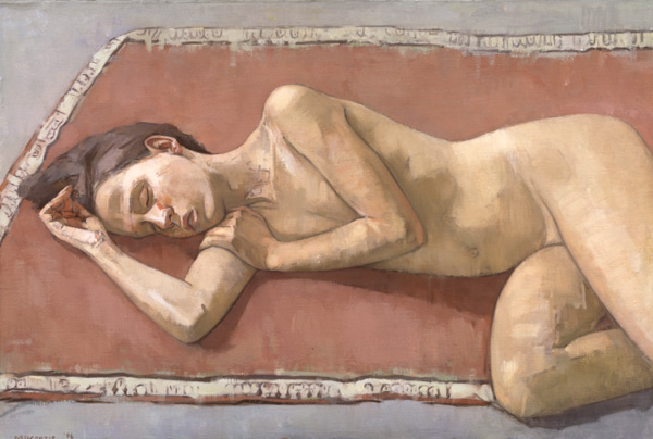 Mary Beth McKenzie, Figure Paintings 3