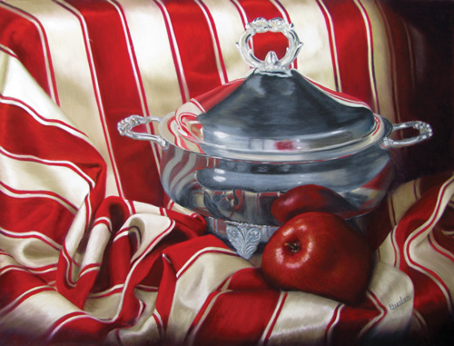 """""""Reflections of Red"""" by Karen Budan 