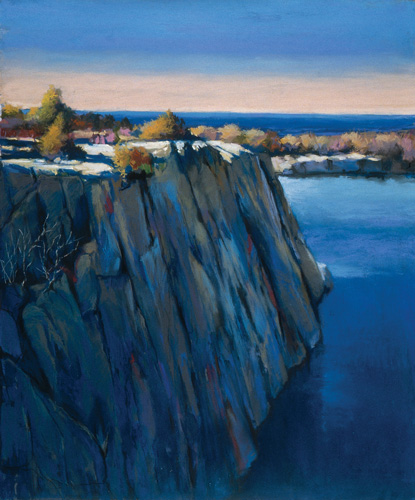 """Quarry Light II"" by Frank Federico 