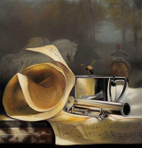 """""""Sound of Their Wings V"""" by Nicora Gangi 