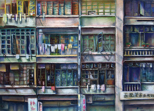 """""""The Nesters"""" by Isabelle Lim 