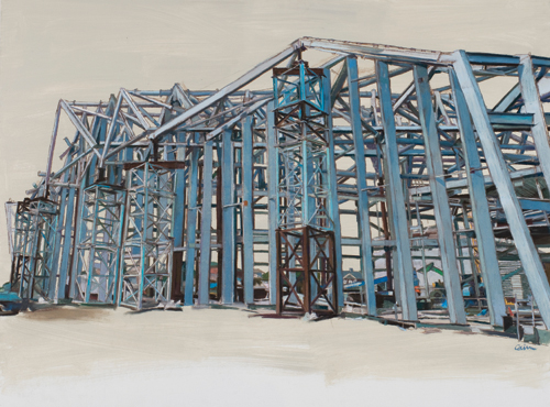 """Riverside Framework"" by Patricia Cain | Cultural Landscapes"