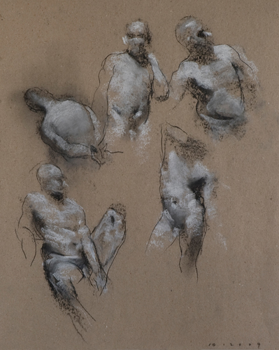 Robert Palevitz, Figural Drawing | Sketching Figures