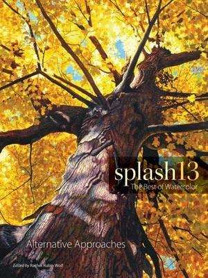 Splash 13 watercolor book | splash watercolor