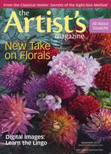 The Artist's Magazine (November 2012)