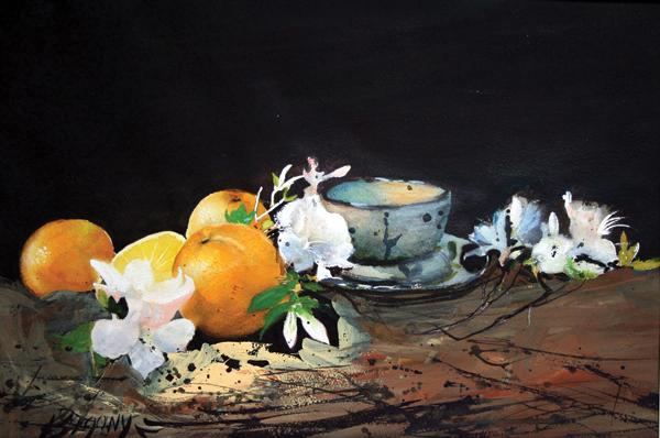 Alecias Cup by Ron Bigony