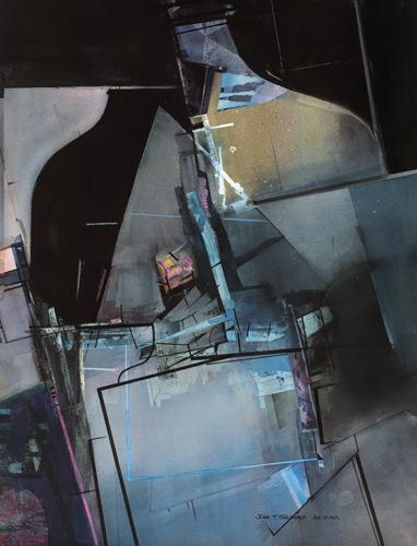 John Salminen abstract art