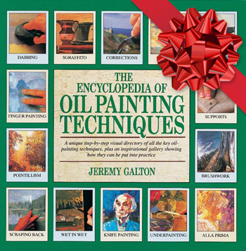 Encyclopedia of Oil Painting Techniques, holiday gift