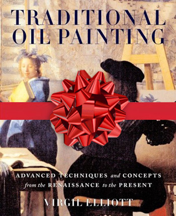 Traditional Oil Painting Advanced Techniques, holiday gift