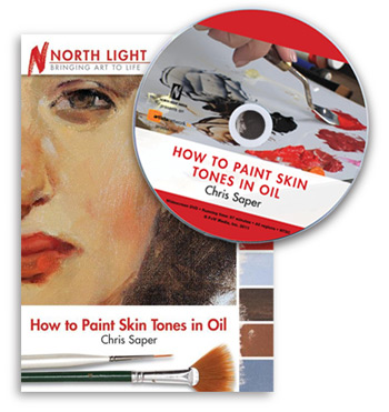 How to Paint Skin Tones in Oil, holiday gift for an artist