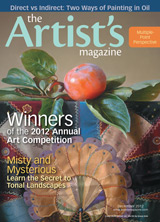 The Artist's Magazine, December 2012