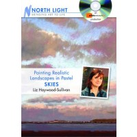 Painting Realistic Landscapes in Pastels: Skies