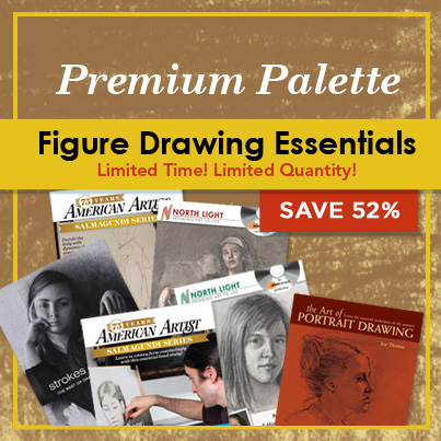 resources for how to draw portraits | drawing the human figure