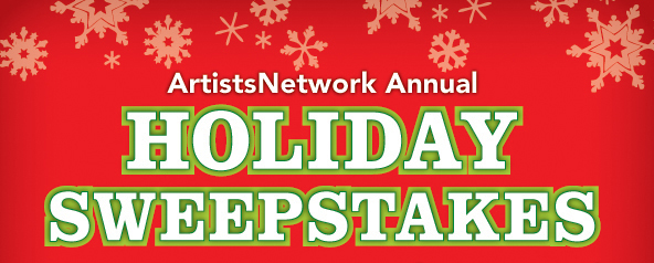 artistsnetwork holiday sweepstakes 2012