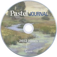 Pastel Journal 2012 annual CD | pastel painting
