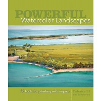 Poweful Watercolor Landscapes