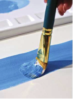 Acrylic-Painting-Techniques-learn-which-brushes