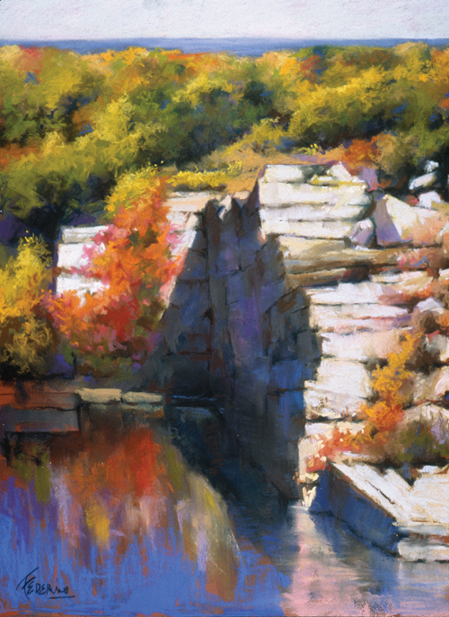 Frank Frederico, Afternoon Light
