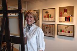 Mimi Jensen, Fine Artist