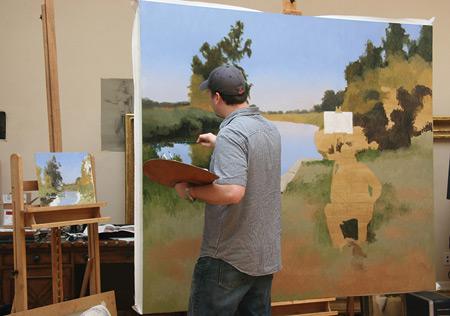 Ryan S. Brown, preparatory work