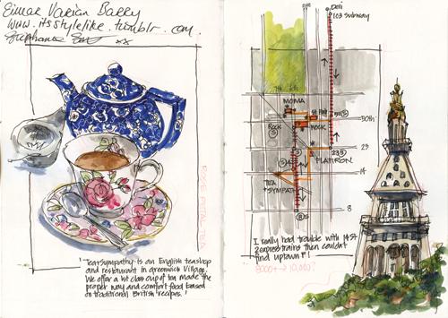 Tea and Sympathy by Liz Steel
