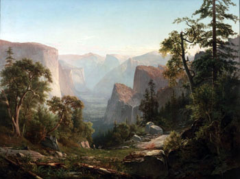 Landscape+Painting+by+Thomas+Hill