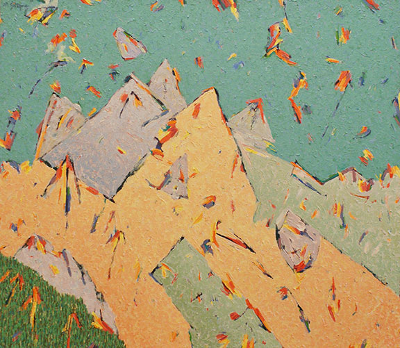 Massif Des Eerins Haute-Alpes No. 10