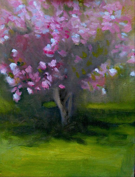 Spring by Lori Jacobs, Earth Day art