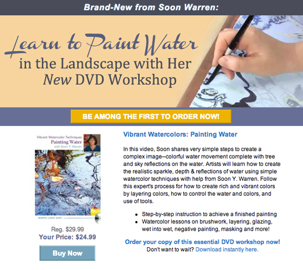 Learn How to Paint Water