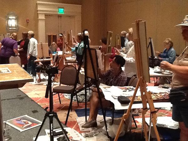 IAPS 2013 workshops