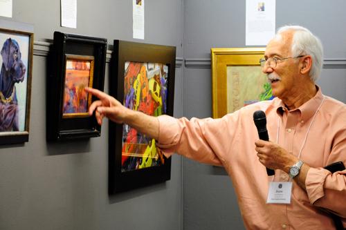 Duane Wakeham at IAPS 2013