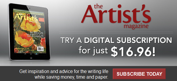 Subscribe to The Artist's Magazine today