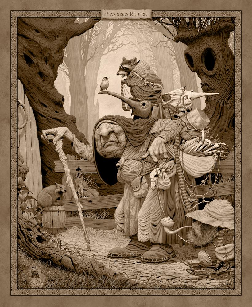 Binkley_The Mouse's Return