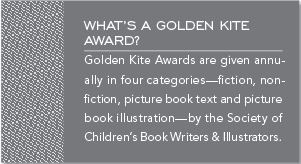 What's a Golden Kite Award?