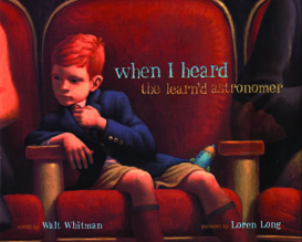 When I Heard the Learn'd Astronomer cover by Loren Long