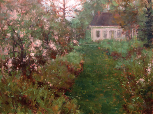 Oil Landscape Demonstration with Michael Chesley Johnson